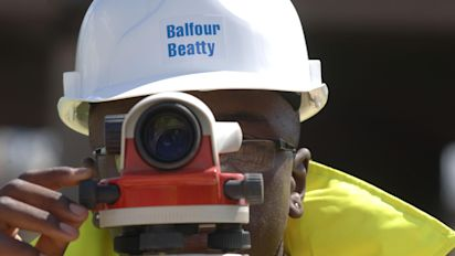 Balfour Beatty puts rivals in the shade as turnaround takes hold