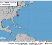 Chances more likely a tropical storm will soon form in the Gulf. Here's the forecast.