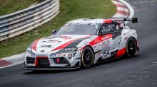 2020 Toyota Supra will take on the Nurburgring 24 Hours