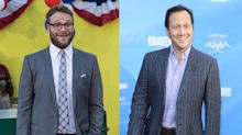Seth Rogen and Rob Schneider Got in a Weird Twitter Feud … and James Franco Saved the Day