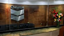 Chevron Stock Rises 3%