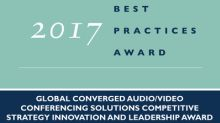 Frost & Sullivan Recognizes ClearOne for Converged Audio and Video Conferencing Innovation and Strategy Leadership