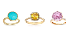 The perfect engagement ring for your birth month
