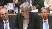 Cambridge Analytica: Theresa May addresses data scandal