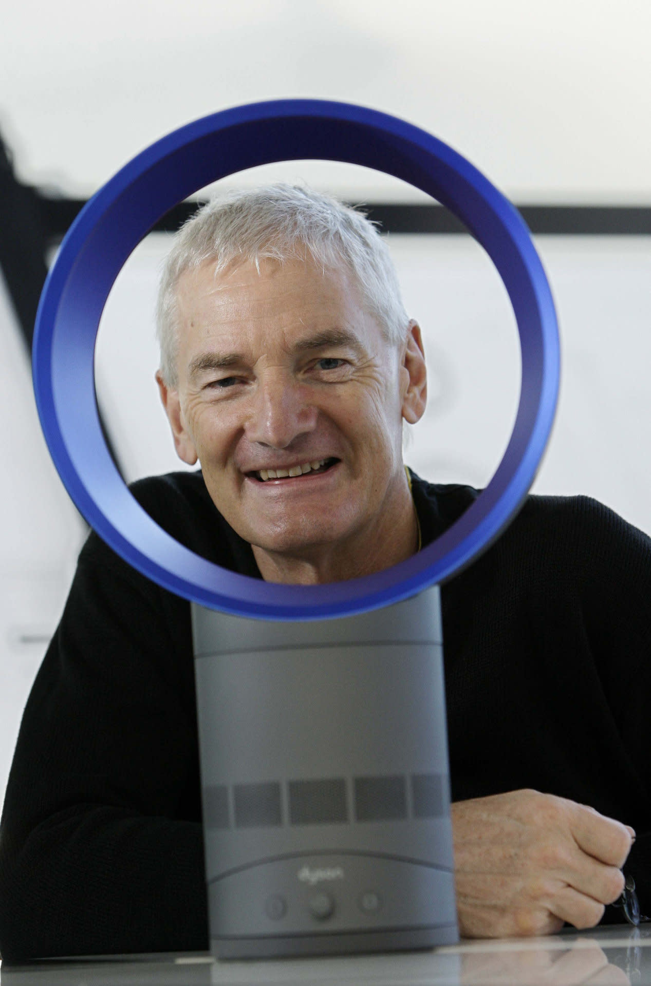 When product is king mr james dyson электрошвабра дайсон