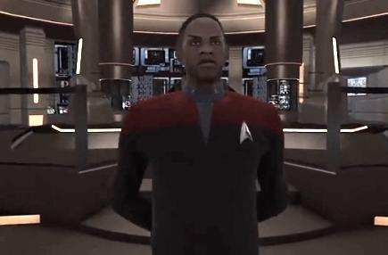 Star Trek Online beams aboard Voyager actor Tim Russ