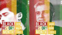 Zayn Malik 'Black History Month' poster sparks outrage