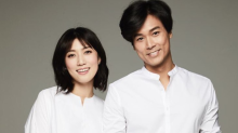 Celebrity couple Andie Chen and Kate Pang leave Mediacorp