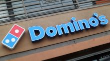 Domino's franchisees help serve profit beat, shares rise