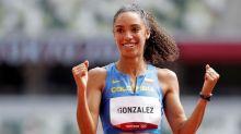 La colombiana Melissa González a semifinales de 400 mv con récord