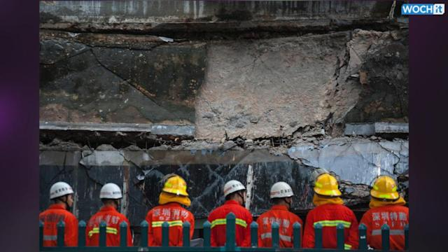 Typhoon Rammasun Slams Mainland China As One Of Its Strongest-Ever Storms