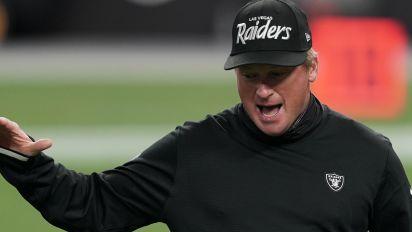 Gruden 'livid' Bucs-Raiders wasn't rescheduled