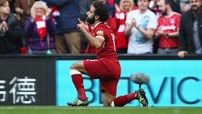 Salah better than expected at Liverpool – Klopp