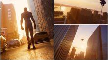 日本網民試《Spider-man》影相模式 超靚鳥瞰黃昏相集