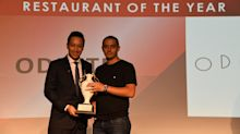 Odette wins Restaurant of the Year honours at World Gourmet Awards