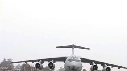 IAF airlifts stranded passengers to Jammu