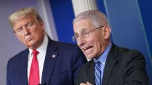 'I Don't Think We Should Ever Shake Hands Again.' Dr. Fauci Says Coronavirus Should Change Some Behaviors for Good