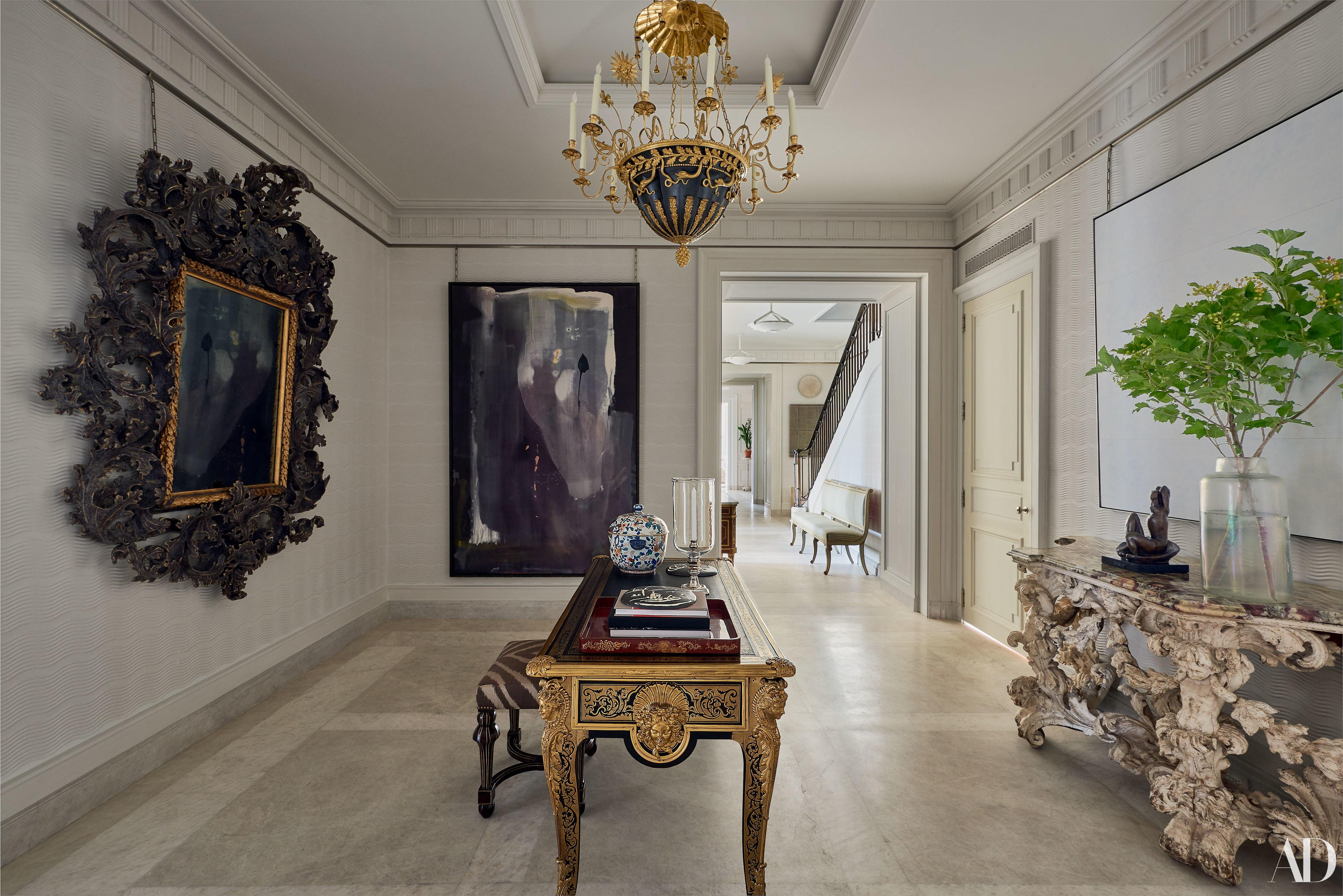 Under the masterful guidance of Michael S. Smith, one of Manhattan's most storied residences gets a glorious new lease on life