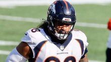 Broncos put Mike Purcell, Derrek Tuszka on injured reserve