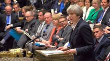 May urges Northern Ireland to form a government and engage in Brexit process