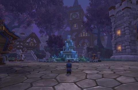 Warlords of Draenor: New Garrisons screenshot