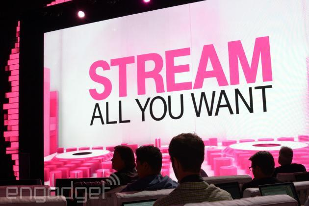 Rdio, Songza and other music services won't eat your T-Mobile data