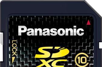 Panasonic shipping first SDXC cards next month for ungodly amounts of cash