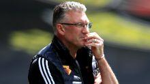 Watford boss Nigel Pearson calls for calmness during crucial West Ham clash