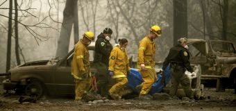 List of missing tops 600 in Northern Calif. wildfire