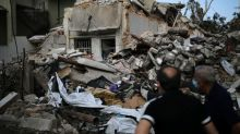 Death follows refugee family from Syrian war to Beirut blast