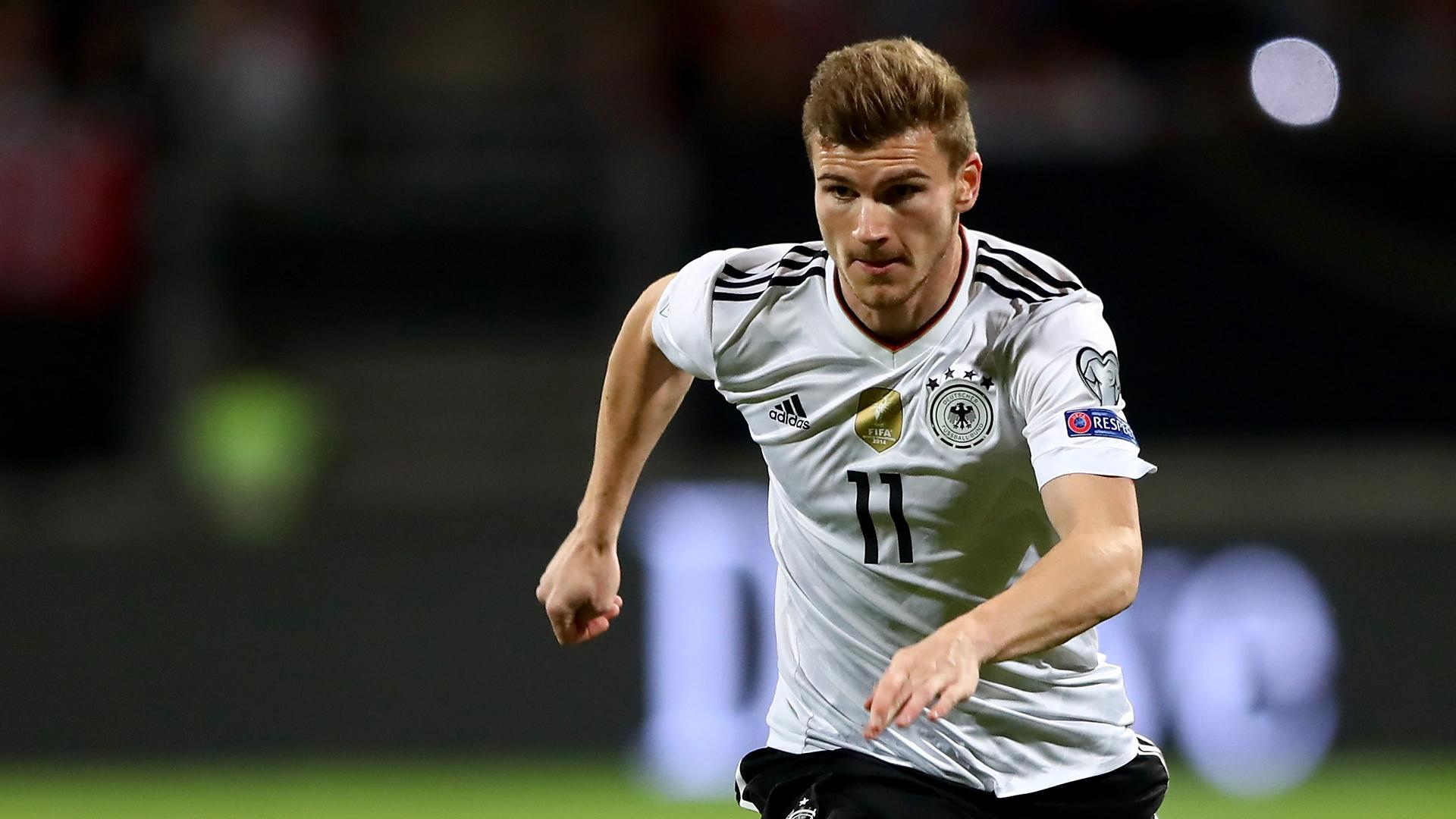 klose ist von timo werner im nationaltrikot begeistert. Black Bedroom Furniture Sets. Home Design Ideas