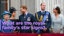 The royal family's astrological signs are eerily accurate