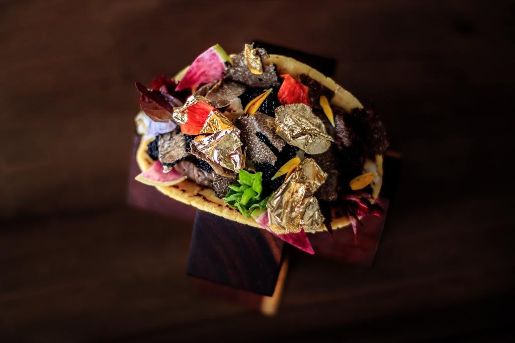 A chef at Mexico's Grand Velas Los Cabos Resort has created an over-the-top $25,000 taco