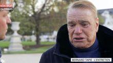 Bernard Tapie au bord des larmes en évoquant son cancer et le soutien des supporters de l'OM (Vidéo)