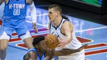 Jokic, Porter help Nuggets cruise by Rockets, 128-99