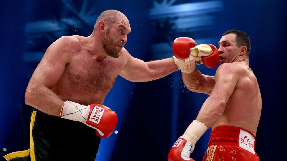 Klitschko ruling out Fury rematch