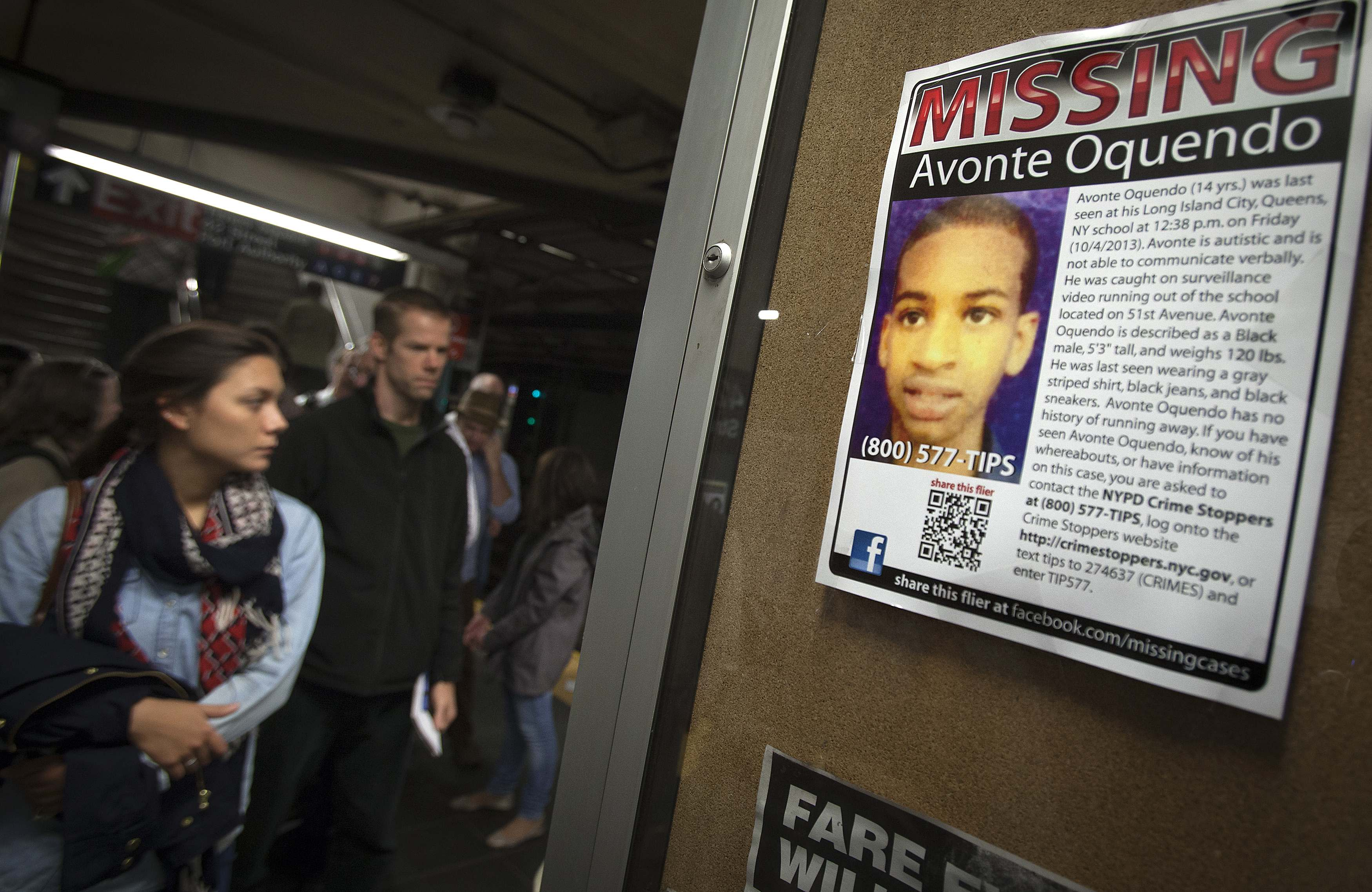 Search For Missing Autistic Teen In Nyc