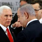 Pence calls on EU to withdraw from Iran nuclear deal