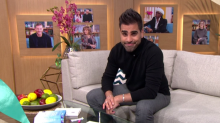 TV medic Dr Ranj takes an HIV test live on This Morning