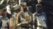 Unseen 'Monty Python and the Holy Grail' Sketches Found in Michael Palin's Archives
