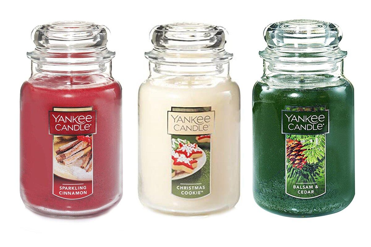 Yankee Candle S Best Selling Holiday Scents Are On Super Sale At Amazon Right Now