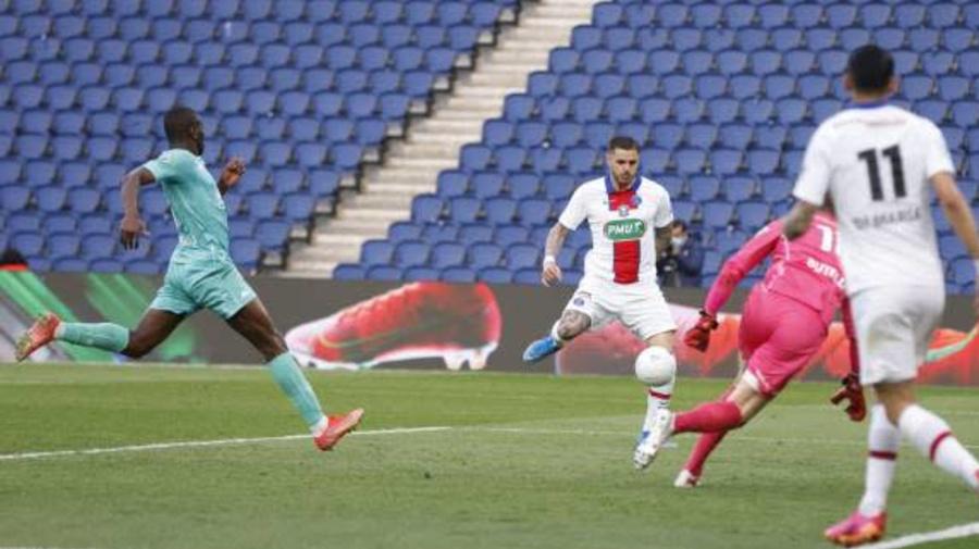 Foot - Coupe - Sans forcer, le PSG écarte Angers et rejoint les demi-finales de la Coupe de France