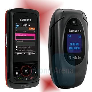 Samsung SGH-T729 and SGH-T419 coming to T-Mobile