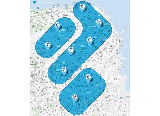 GOWEX now beaming free WiFi to San Francisco from 450 smart zones