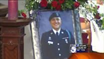 Soldier Killed Days Before Daughter`s Birth Honored in South Pasadena