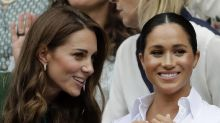 'Duelling duchesses' were media myth, book on Harry and Meghan's split from royal family claims