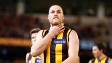 'Focus on my own game': Roughead steps down as Hawks captain