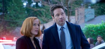 'X-Files' stars reunite and fans are thrilled