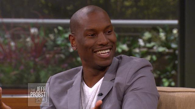 Tyrese: What Men Think About Sex
