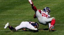 With Saquon Barkley out, Giants sign veteran Devonta Freeman